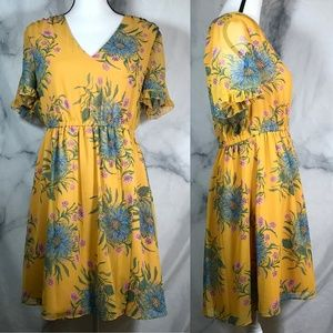 🌟NWT🌟 Madewell Floral Dress
